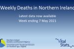 Weekly Deaths Bulletin Week ending 7 May 2021