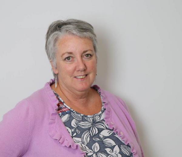 Siobhan Carey CBE