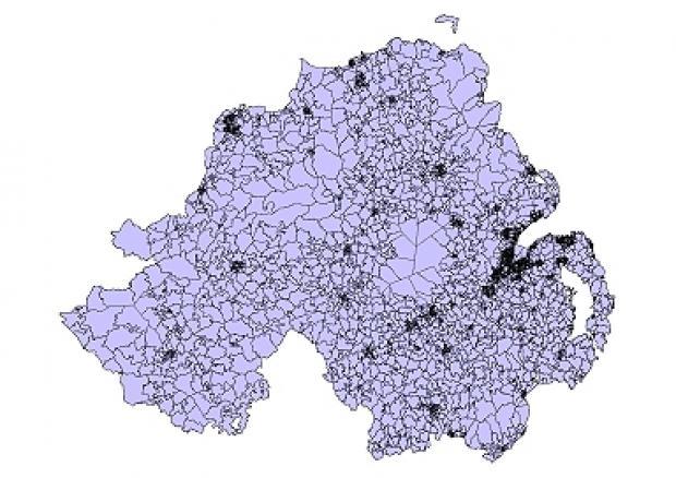 Output Areas